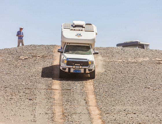 旅美速腾坦途旅行者房车,给你一种新的旅行方式